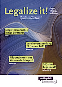 Magazin Legalize it! Nr. 89 - Winter 20/21